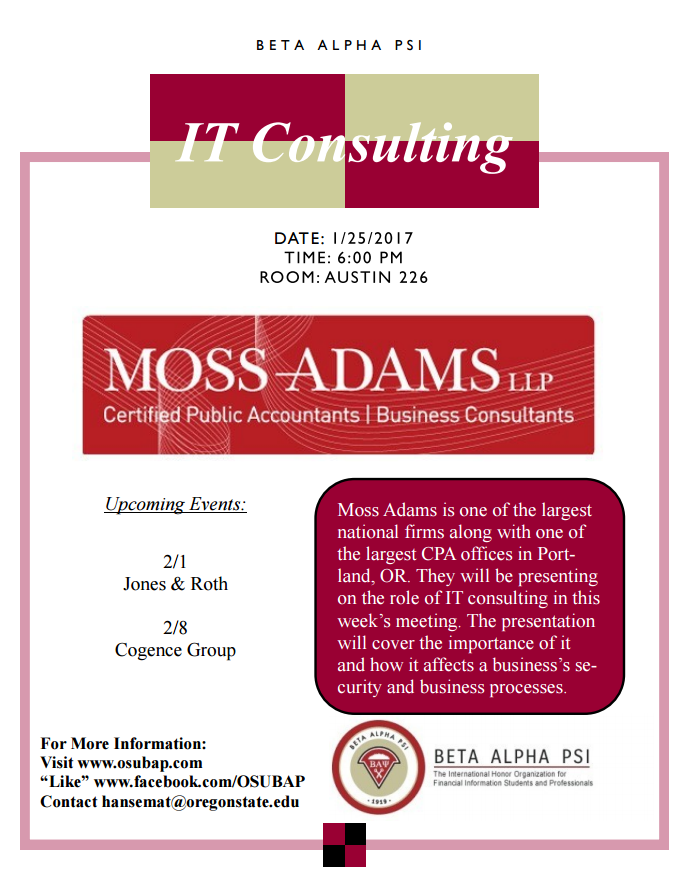 moss adams it consulting